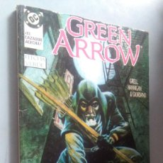 Cómics: TOMO 1 AL 4 DE GREEN ARROW #. Lote 209023152