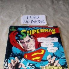 Cómics: DC EDICIONES ZINCO SUPERMAN NÚMERO 28 VER FOTOS ALGUNA ARRUGA LOMO. Lote 209154843