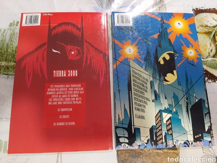 Cómics: Robin 3000 ediciones Zinco completa 2 volumenes - Foto 2 - 209296448