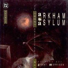 Cómics: BATMAN : ARKHAM ASYLUM. Lote 209560978