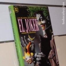 Cómics: LAS MEJORES HISTORIAS DE EL JOKER JAMAS CONTADAS DC - ZINCO. Lote 209604301