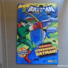 Cómics: BATMAN THE BRAVE AND THE BOLD, REVISTA NUMERO 3. Lote 209628510