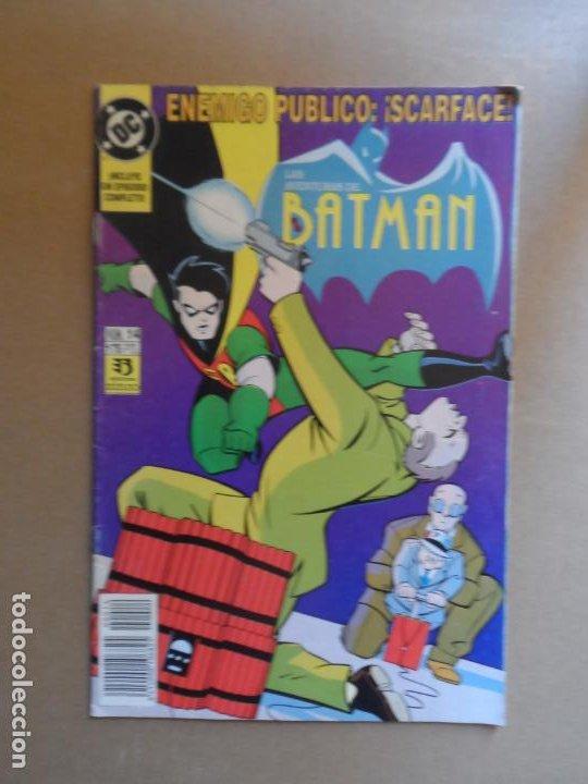 LAS AVENTURAS DE BATMAN Nº 14 ENEMIGO PUBLICO SCARFACE EDICIONES ZINCO (Tebeos y Comics - Zinco - Batman)