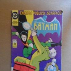 Cómics: LAS AVENTURAS DE BATMAN Nº 14 ENEMIGO PUBLICO SCARFACE EDICIONES ZINCO. Lote 209628671