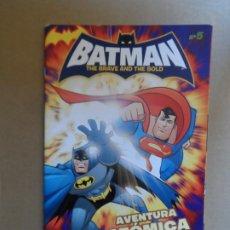 Cómics: BATMAN THE BRAVE AND THE BOLD REVISTA Nº 5. Lote 209629093