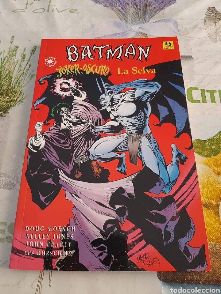 BATMAN JOKER OSCURO (Tebeos y Comics - Zinco - Batman)