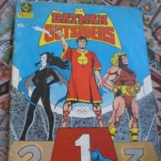 Cómics: BATMAN Y LOS OUTSIDERS 11, ZINCO 1986. Lote 209675352