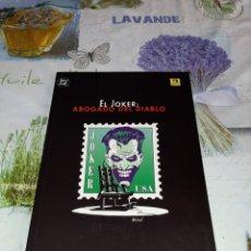 Fumetti: EL JOKER ABOGADO DEL DIABLO EDICIONES 5. Lote 209776541