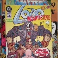 Cómics: LOBO INFANTICIDIO 4 COMPLETA. Lote 209960165