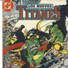 Cómics: NUEVOS TITANES VOL. II Nº 8 - COMO NUEVO !!. Lote 210101338