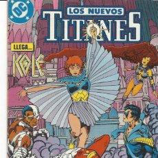 Cómics: NUEVOS TITANES VOL. II Nº 9 - COMO NUEVO !!. Lote 210101380