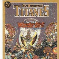 Cómics: NUEVOS TITANES VOL. II Nº 10 - COMO NUEVO !!. Lote 210101425