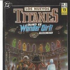 Cómics: NUEVOS TITANES VOL. II Nº 12 - COMO NUEVO !!. Lote 210101500