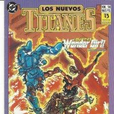 Cómics: NUEVOS TITANES VOL. II Nº 14 - COMO NUEVO !!. Lote 210101590