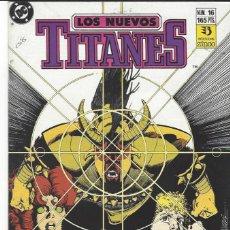 Cómics: NUEVOS TITANES VOL. II Nº 16 - COMO NUEVO !!. Lote 210101671