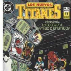 Cómics: NUEVOS TITANES VOL. II Nº 18 - COMO NUEVO !!. Lote 210101741