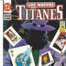 Cómics: NUEVOS TITANES VOL. II Nº 26 - COMO NUEVO !!. Lote 265916753
