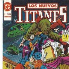 Cómics: NUEVOS TITANES VOL. II Nº 27 - COMO NUEVO !!. Lote 210102160