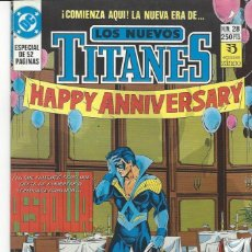 Cómics: NUEVOS TITANES VOL. II Nº 28 - COMO NUEVO !!. Lote 265916748