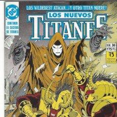 Cómics: NUEVOS TITANES VOL. II Nº 30 - COMO NUEVO !!. Lote 210102280