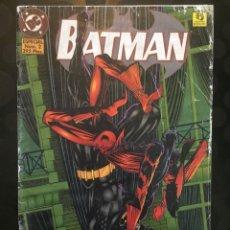Comics: BATMAN ESPECIAL N.2 ESPANTAPÁJAROS : ALAS OSCURAS SOBREVUELAN EL MIEDO ( 1996 ).. Lote 210133233