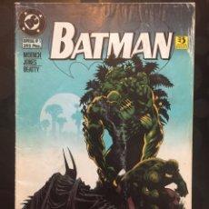 Comics: BATMAN ESPECIAL N.1 KILLER CROC : TREN RÁPIDO HACIA LA HÚMEDA OSCURIDAD ( 1996 ).. Lote 210133700