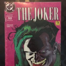 Cómics: THE JOKER : EL GRAN IMPOSTOR DC CÓMICS ( 1995 ).. Lote 210146195