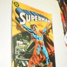 Cómics: SUPERMAN Nº 9. DC 1984 (BUEN ESTADO, SEMINUEVO). Lote 210153462
