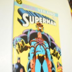 Cómics: SUPERMAN ESPECIAL VERANO. DC 1984 64 PÁGINAS (BUEN ESTADO, SEMINUEVO). Lote 210154290