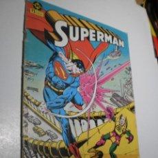Cómics: SUPERMAN Nº 21 DC 1984 (DEFECTO CON LOMO UN POCO ABIERTO, LEER). Lote 210155555