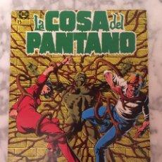 Cómics: LA COSA DEL PANTANO N°10. Lote 210253276