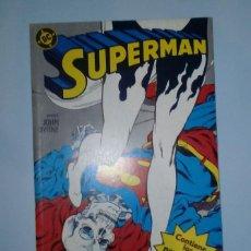 Cómics: RETAPADO SUPERMAN ZINCO. Lote 210253660
