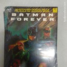 Cómics: BATMAN FOREVER : ADAPTACIÓN OFICIAL DE LA PELÍCULA DE WARNER BROS. ( 1995 ).. Lote 210420413