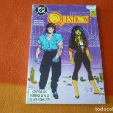 Cómics: THE QUESTION 26 AL 30 RETAPADO ( O'NEIL ) ZINCO DC. Lote 210438478