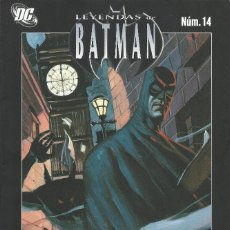 Cómics: LEYENDAS DE BATMAN V I Nº14 HOMBRE LOBO. Lote 210460535