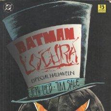 Cómics: BATMAN ESPECIAL HALLOWEEEN: LOCURA. Lote 210460657