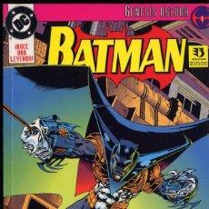 Cómics: BATAMAN AUTORES VARIOS RECOPILATORIO DOS NºS AÑO 1993 CAJA 195 ISA. Lote 210476183