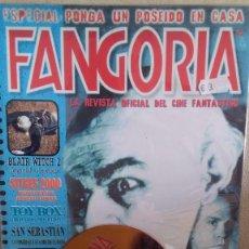 Cómics: FANGORIA. Lote 210490396