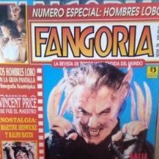 Cómics: FANGORIA 29. Lote 210491622