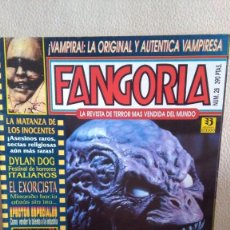 Cómics: FANGORIA 28. Lote 210491695