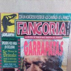 Cómics: FANGORIA 21. Lote 210492253