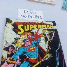 Cómics: DC ZINCO NÚMERO 35 SUPERMAN PROBLEMAS REALES LOMO ALGUNA ARRUGA VER FOTOS. Lote 210510771