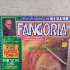Cómics: FANGORIA 6. Lote 210514186