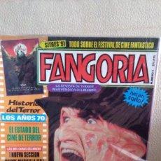Cómics: FANGORIA 4. Lote 210517747