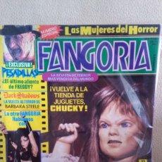Cómics: FANGORIA 2. Lote 210517820