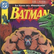 Cómics: BATMAN LA CAIDA DEL MURCIÉLAGO TOMO 2. Lote 210525971