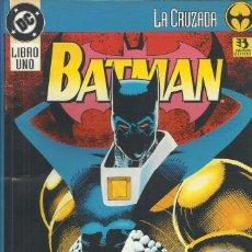 Cómics: BATMAN LA CRUZADA TOMO 1. Lote 210526160