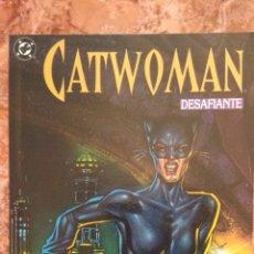 Cómics: CATWOMAN DESAFIANTE. Lote 210674082