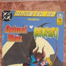 Cómics: ANIMAL MAN-MANBAT. Lote 210675029