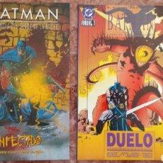 Cómics: BATMAN ANUAL/INFECTADO. Lote 210676784